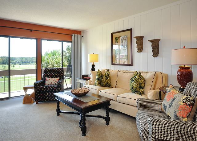 445 Plantation Club Villas: Sea Pines