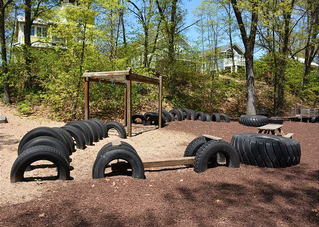 Sandcastle Playground