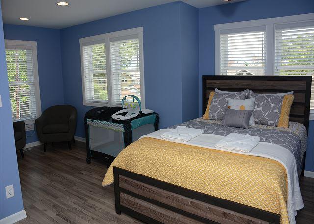 Top Level Queen Bedroom