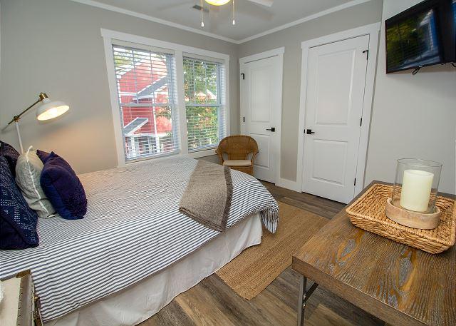 Second level queen bedroom #1