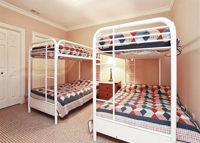 Main House Basement Bedroom