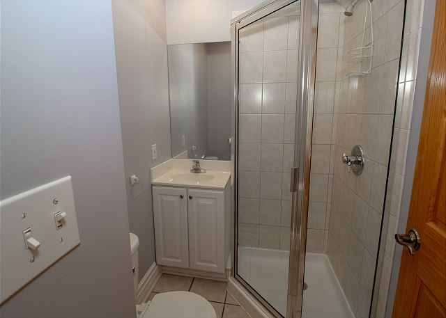 Third level bathroom