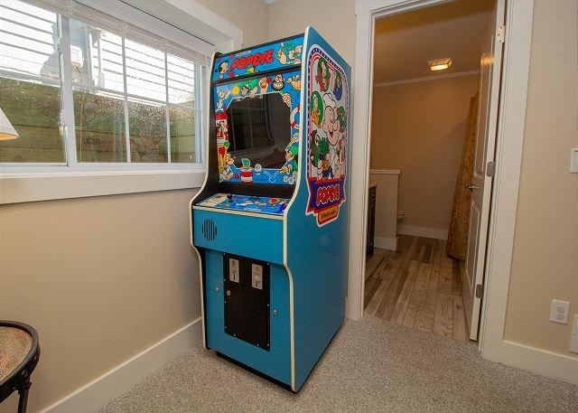 Popeye game unit
