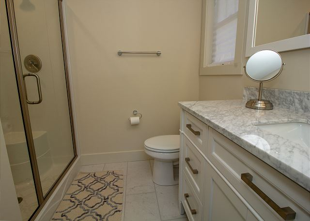 Basement 3/4 Bathroom