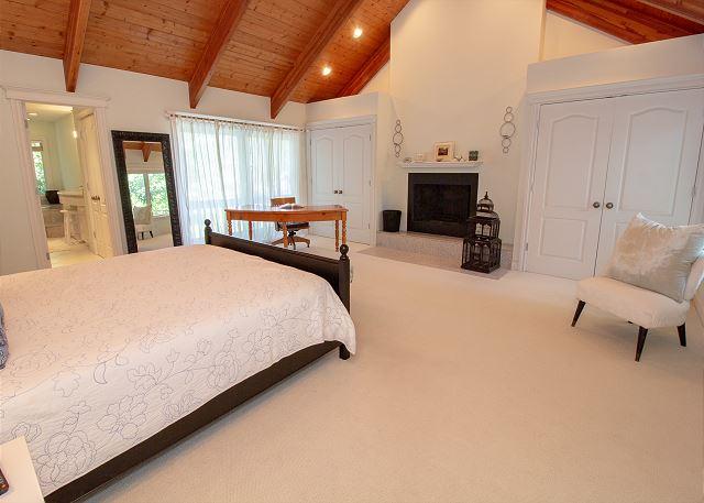 Second floor Bedroom #4 King Master Suite