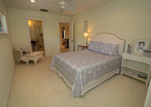 Second level Bedroom #2 with Queen