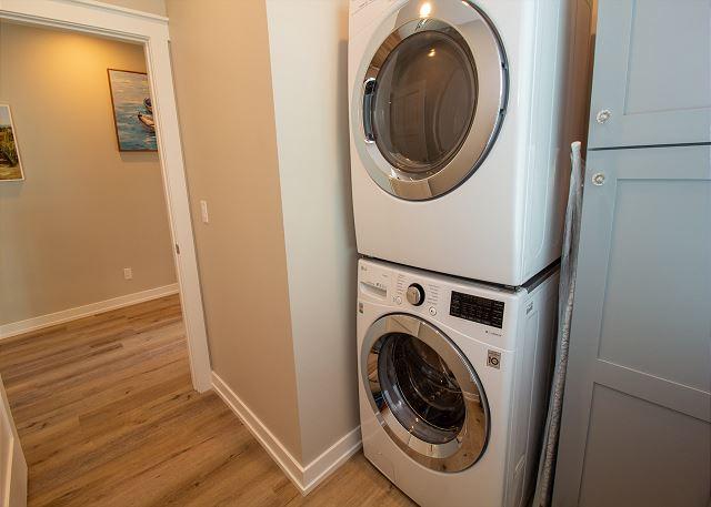 Second level laundry