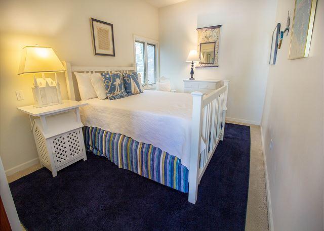Main level 2nd queen bedroom