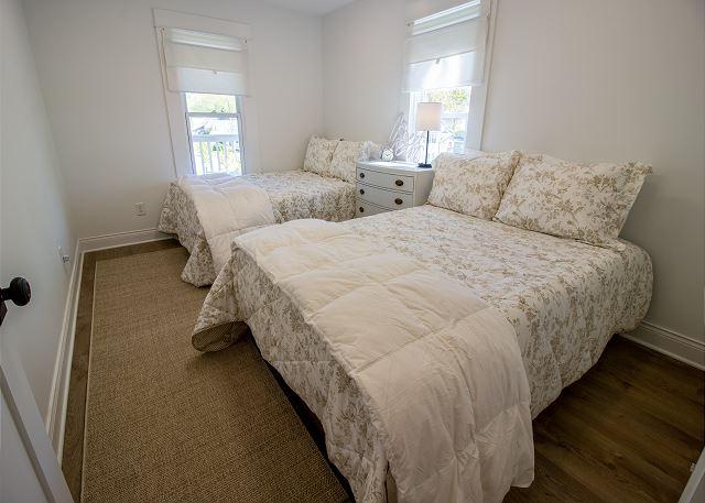Second Level Bedroom #1- 2 Full