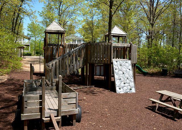 Resort Amenity-Sandcastle Playground