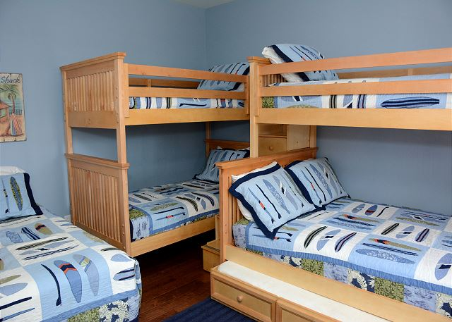 Main Level Bunk Room