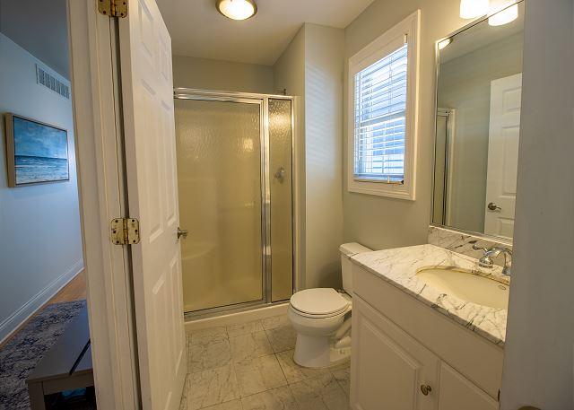 Main Level Hall 3/4 Bath
