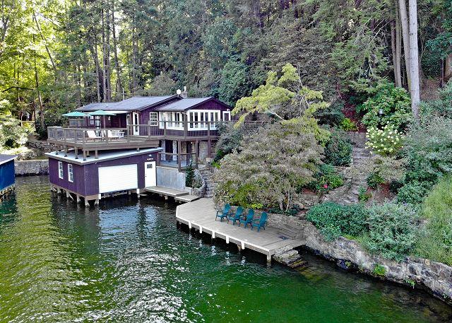 Lake Lure Nc United States Timbercove Cottage Buffalo Junction Properties