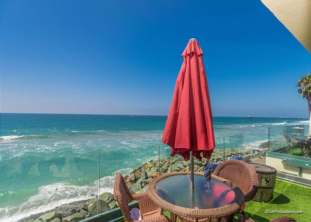 Oceanside Ca United States Beach Vacation Home With