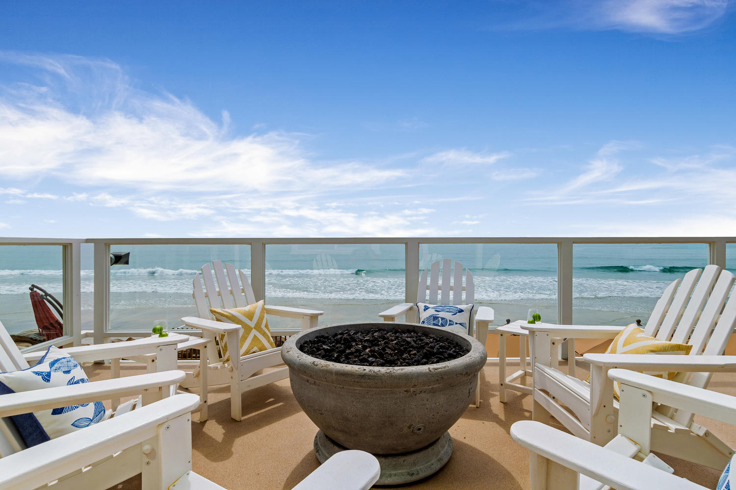 5 Br Home With Private Beach In Ca Beachfront Only