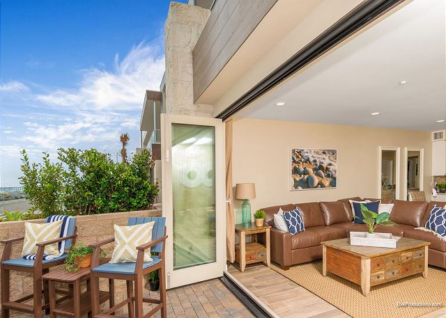 Wheelchair Accessible San Diego Rentals Beachfront Only