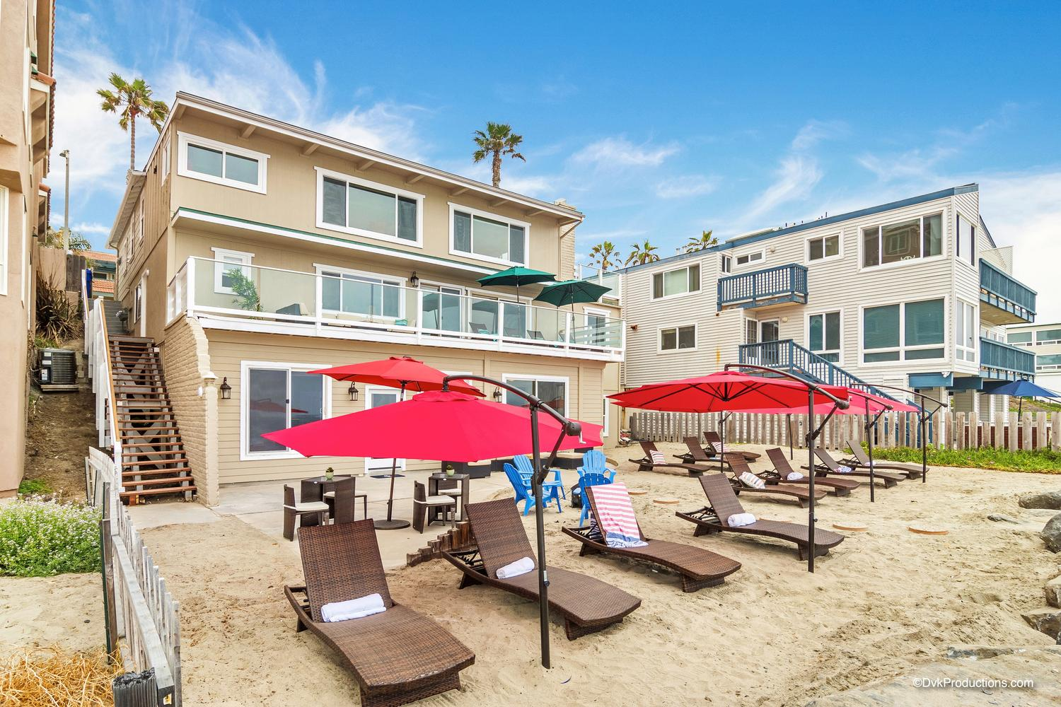 Beachfront Only Vacation Rentals California Beach House Autos Post