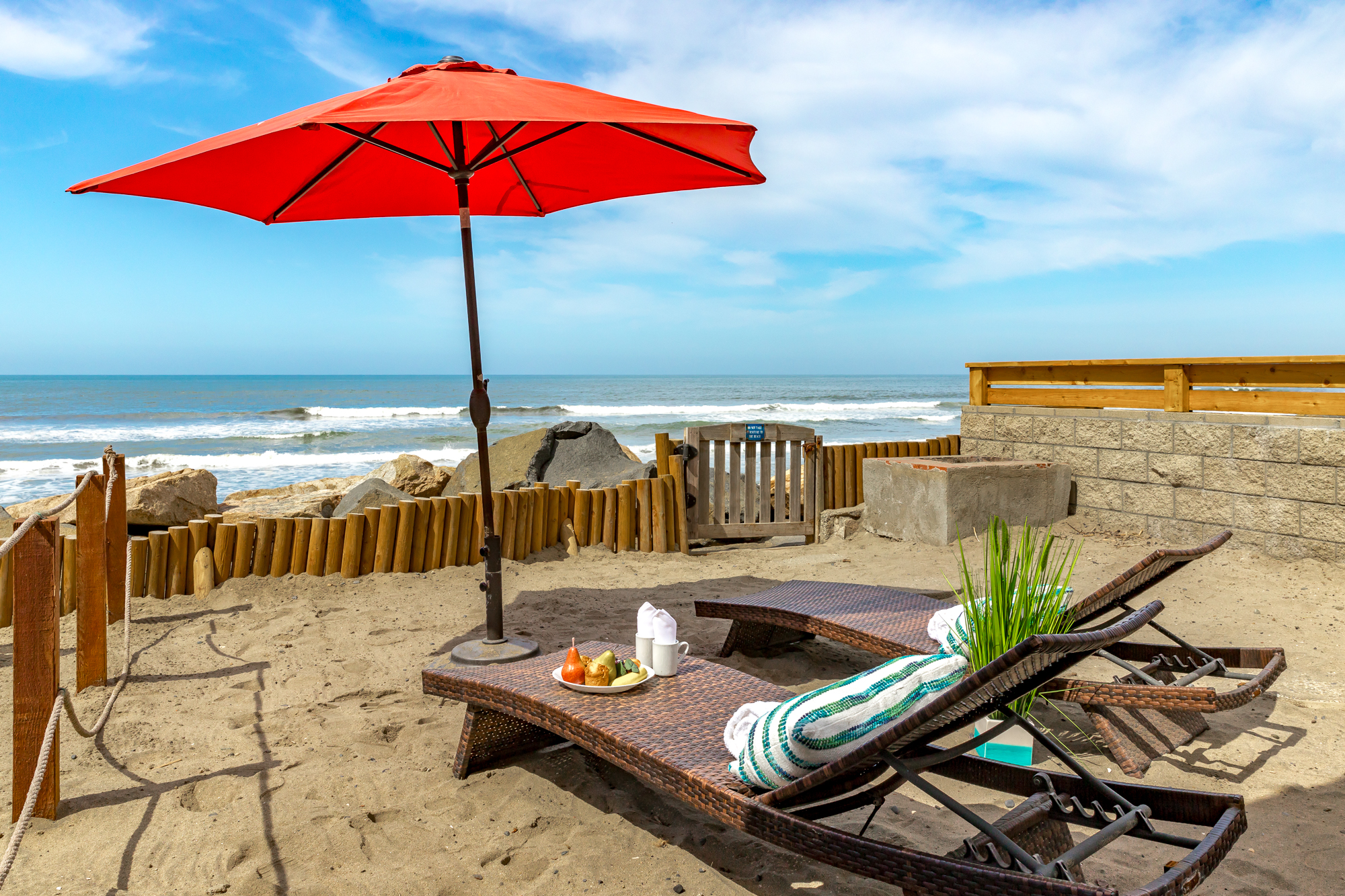 9 Person Oceanside Ca Bungalow Beachfront Only Vacation