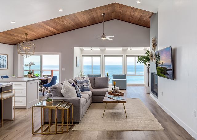 Encinitas Beach Vacation Rentals Beachfront Only