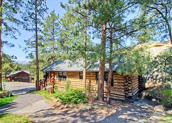 Rent This Estes Park Vacation Rental House Columbine Cabin