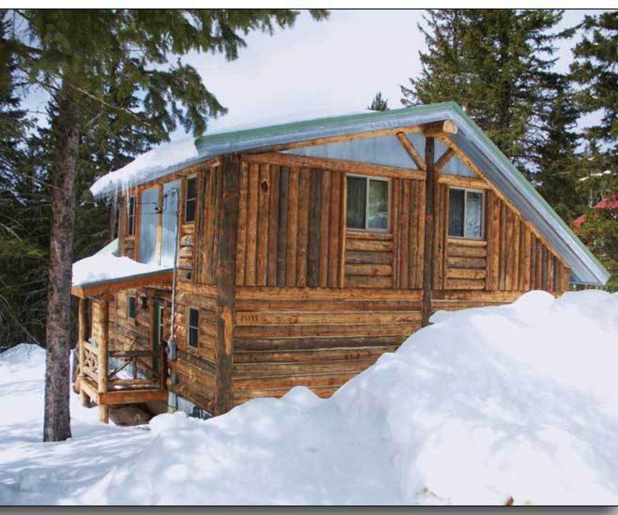 Lost Camp Log Cabin Black Hills Adventure Lodging