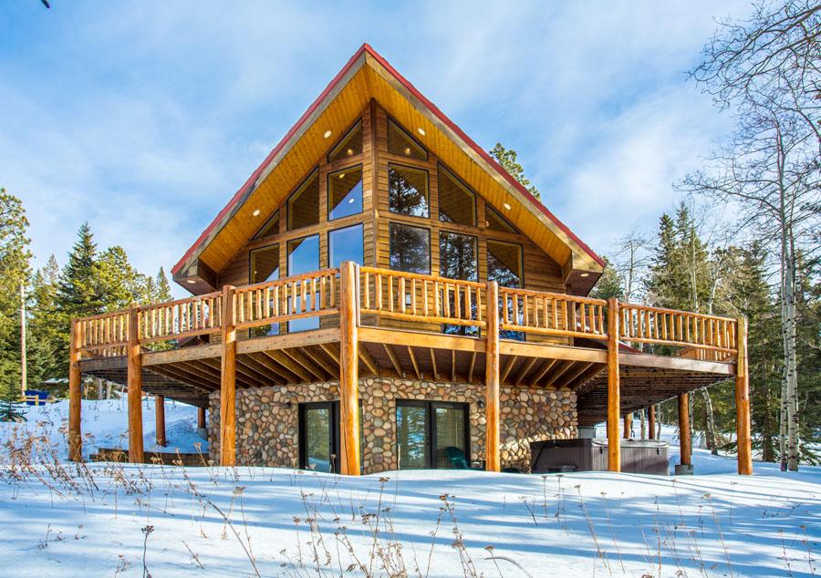 Deep Snow Lodge Black Hills Adventure Lodging