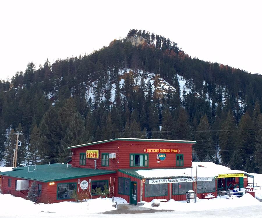 Cheyenne Crossing Cabin
