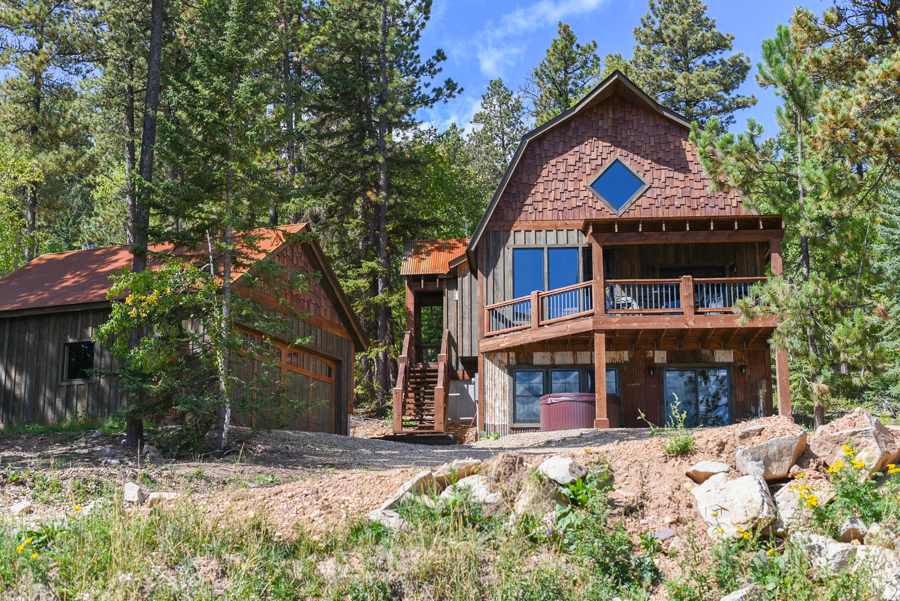 arizona bunkhouse rental cabin rentals mountain uncategorized cabins white vacation pinetop