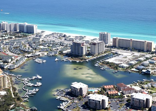 Destin (FL) United States  city photo : Destin, FL United States Dolphin Point 602A | Blue Marlin Vacation ...