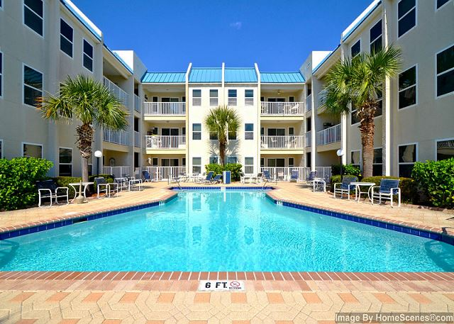 Poolside Villas Unit 304
