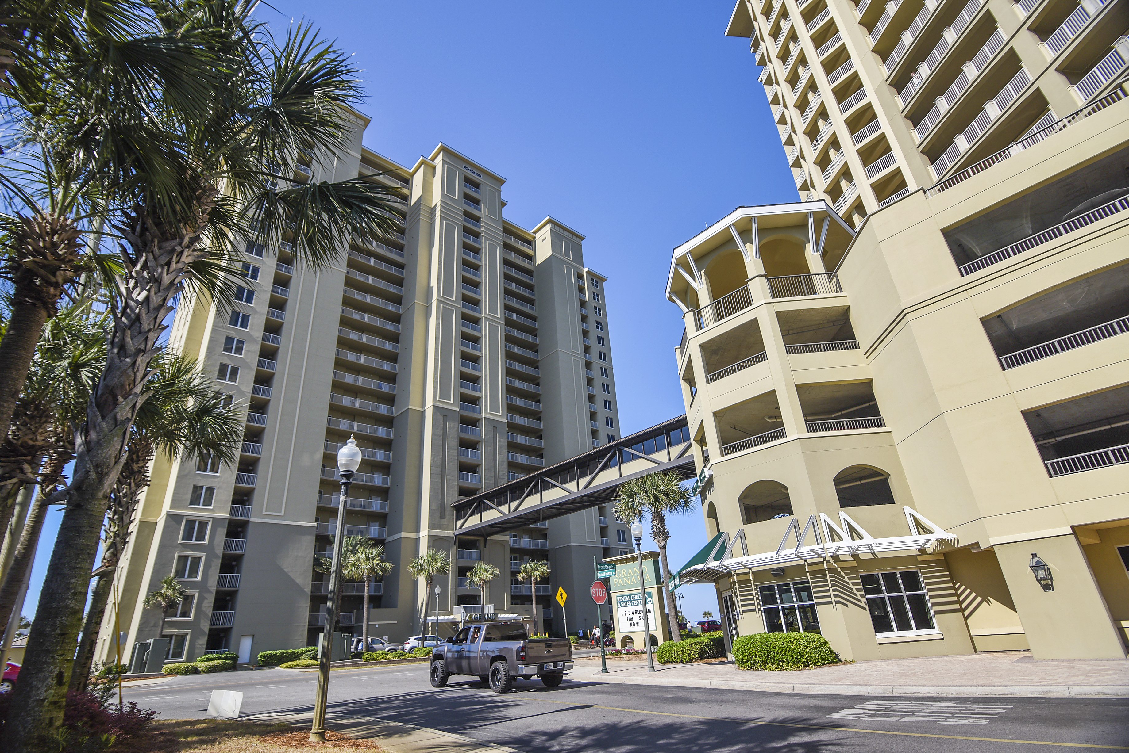 Panama City Beach Condo Grand Panama 1808