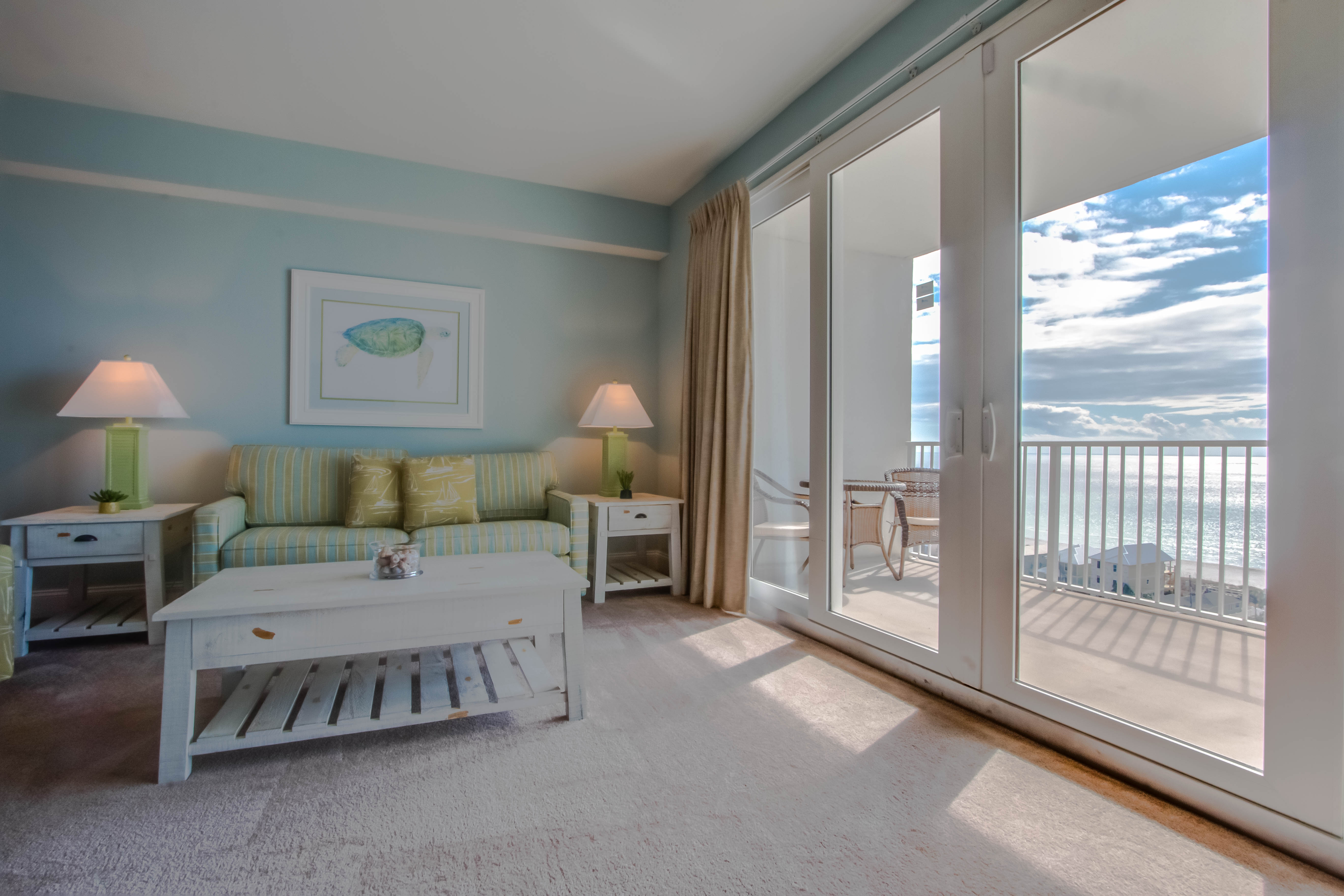 Panama City Beach Condo Laketown Wharf 1105