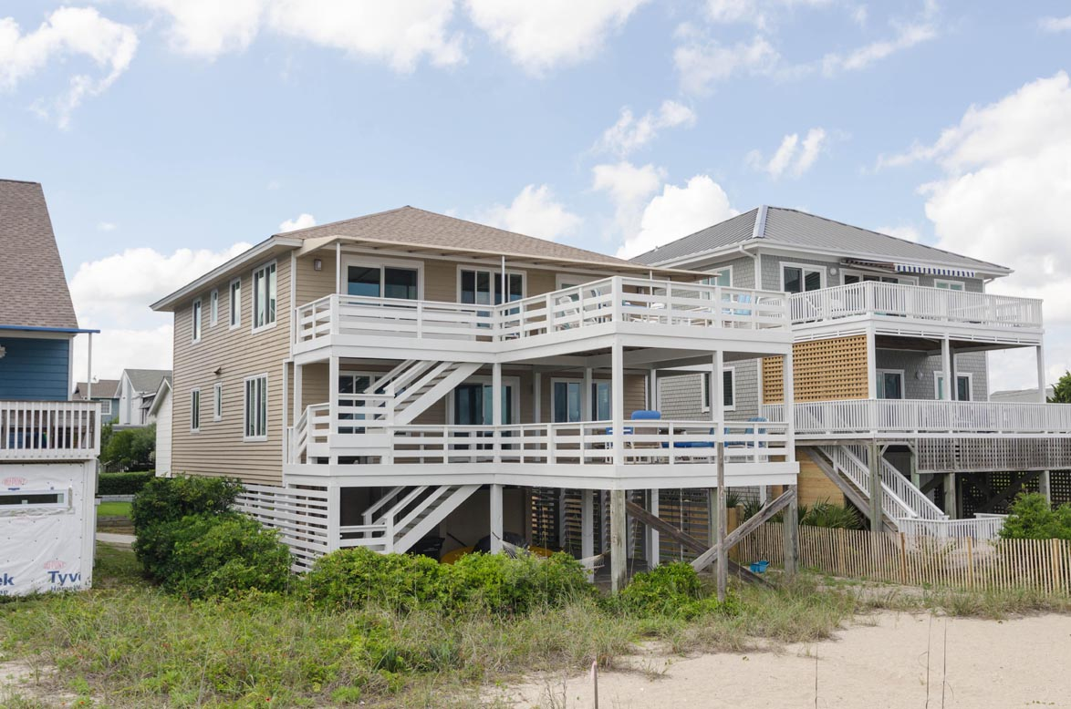 Busby | Wrightsville Beach Vacation Rental