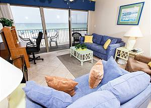 ETW2005:ENVISION THE IDEAL GETAWAY IN THIS SPLENDID 3BR/3BA BEACH FRONT CONDO