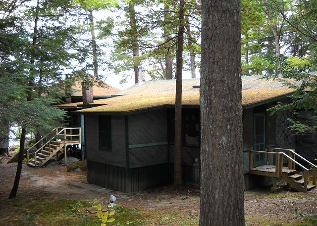 Haskell's Lodge on Long Pond