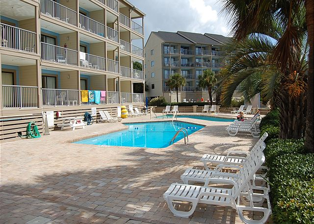 One Bedroom Villa Unit - Myrtle Beach, South Carolina