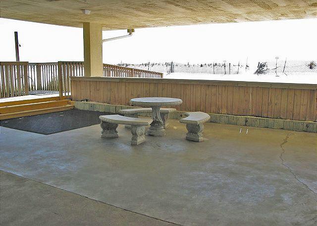 Gulf Village Covered Picnic Area
