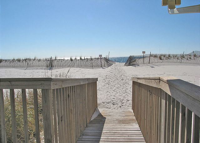 Gulf Village Beach Access