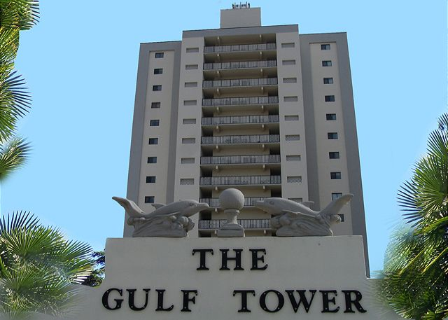 Gulf Tower 10D - Gulf Shores, Alabama