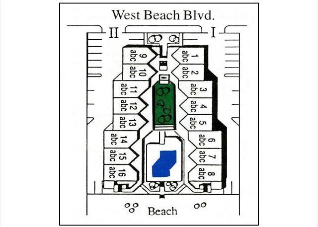 Sandpiper site plan.