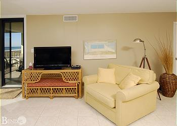 Orange Beach Condominium rental - Exterior Photo - Living Room
