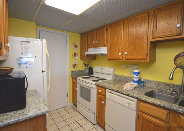 Additional View of Kitchen