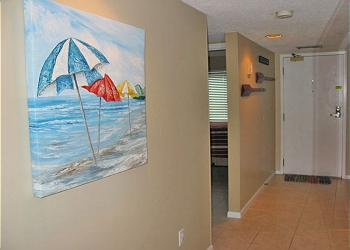 Orange Beach Condominium rental - Interior Photo - Entrance