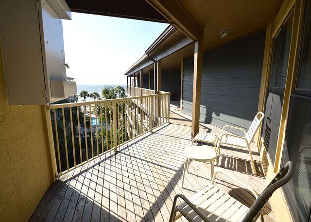 Deck Common Area Balcony