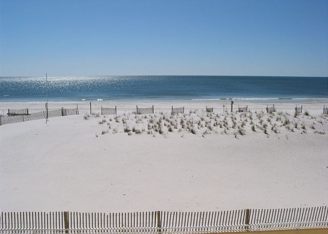 Perfect Gulf Front Location Awesome View - Gulf Shores, Alabama