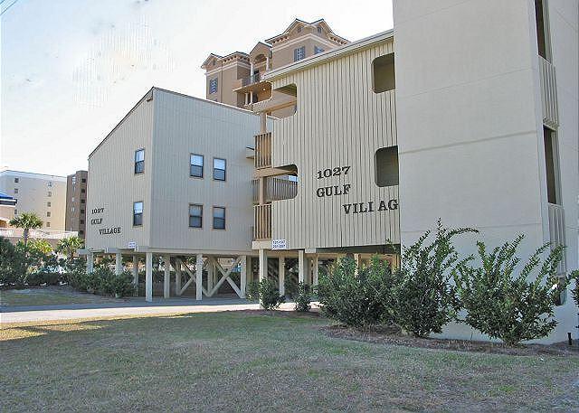 Gulf Village View from Street