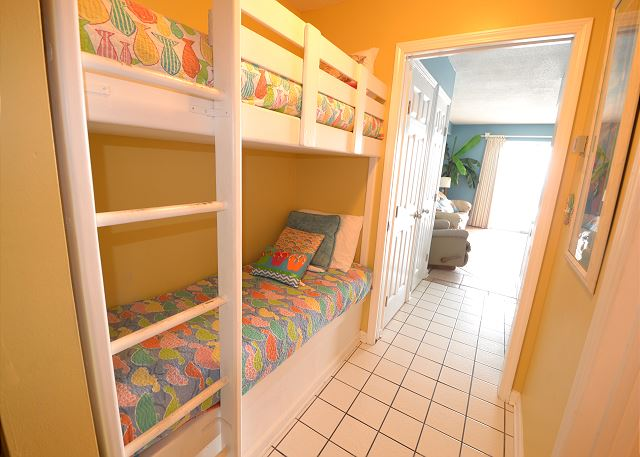 Additional View of Hall Bunk Beds