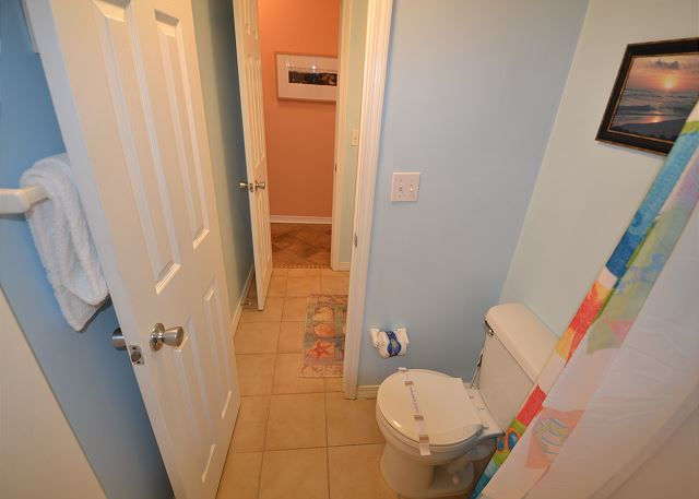 Additional View of Guest Bathroom