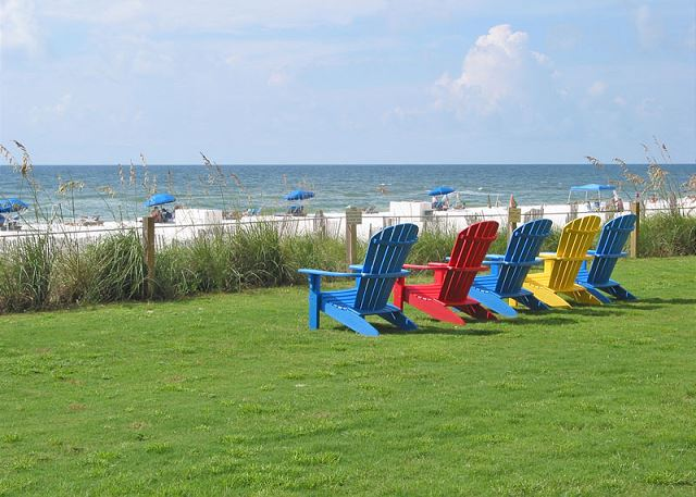 Seaside Beach & Racquet Club 5117 - Orange Beach, Alabama