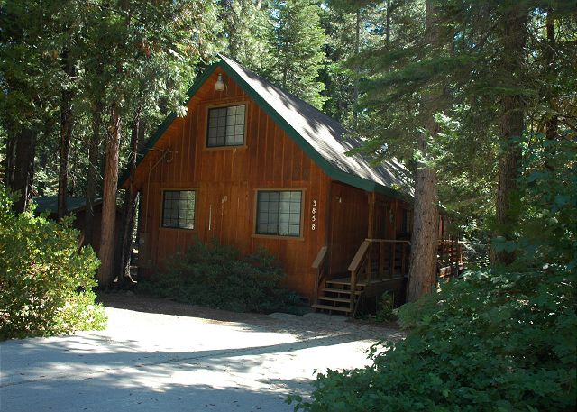 Welcome to Big Trees Chalet !